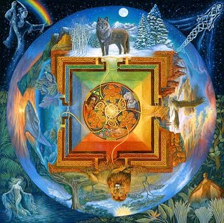 4 - 102098 - Life Mandala -