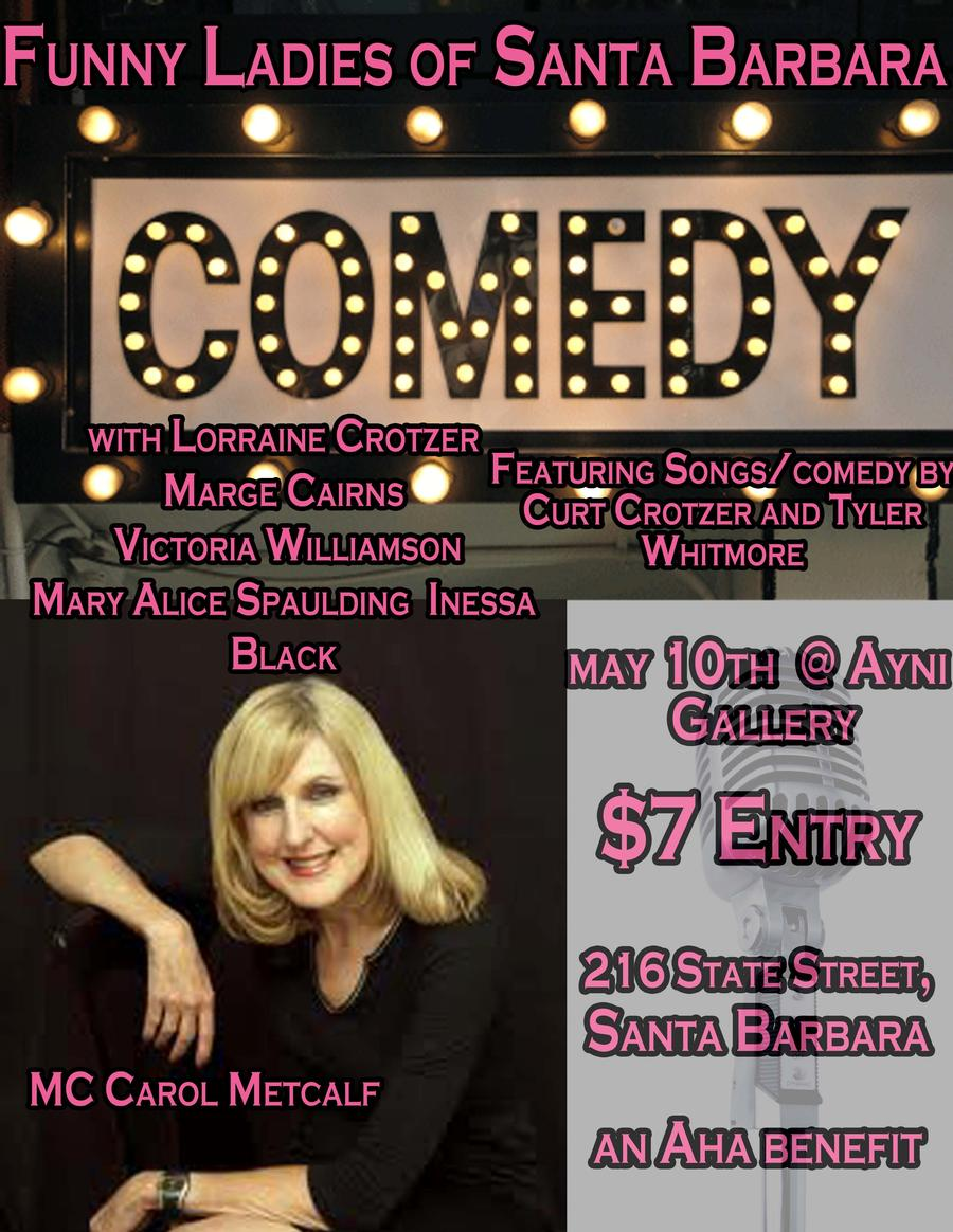 14 - 102994 - may comedy -