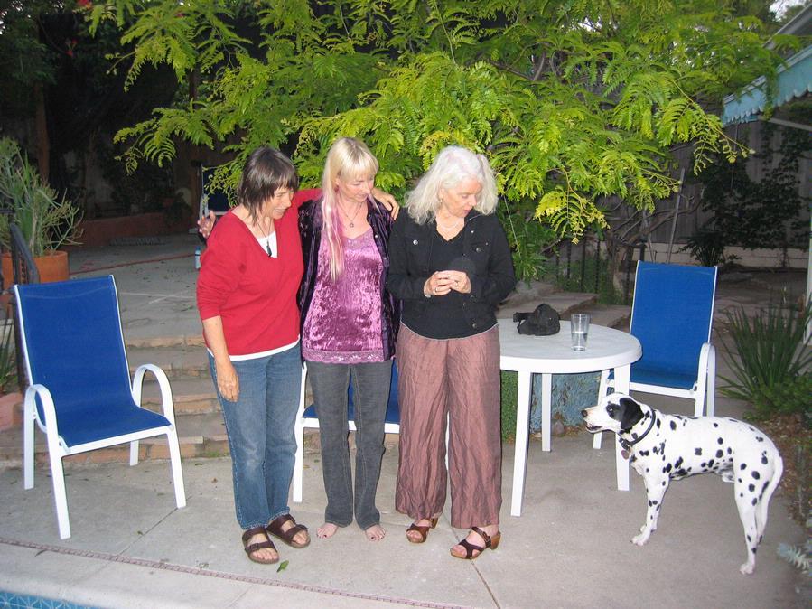 14 - 102049 - Jeanie, Kelly, Bonnie and Mu -