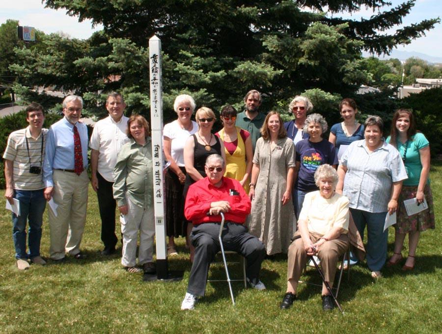 5 - 100718 - Standing Women Event at UCC church in Ogden, Utah -