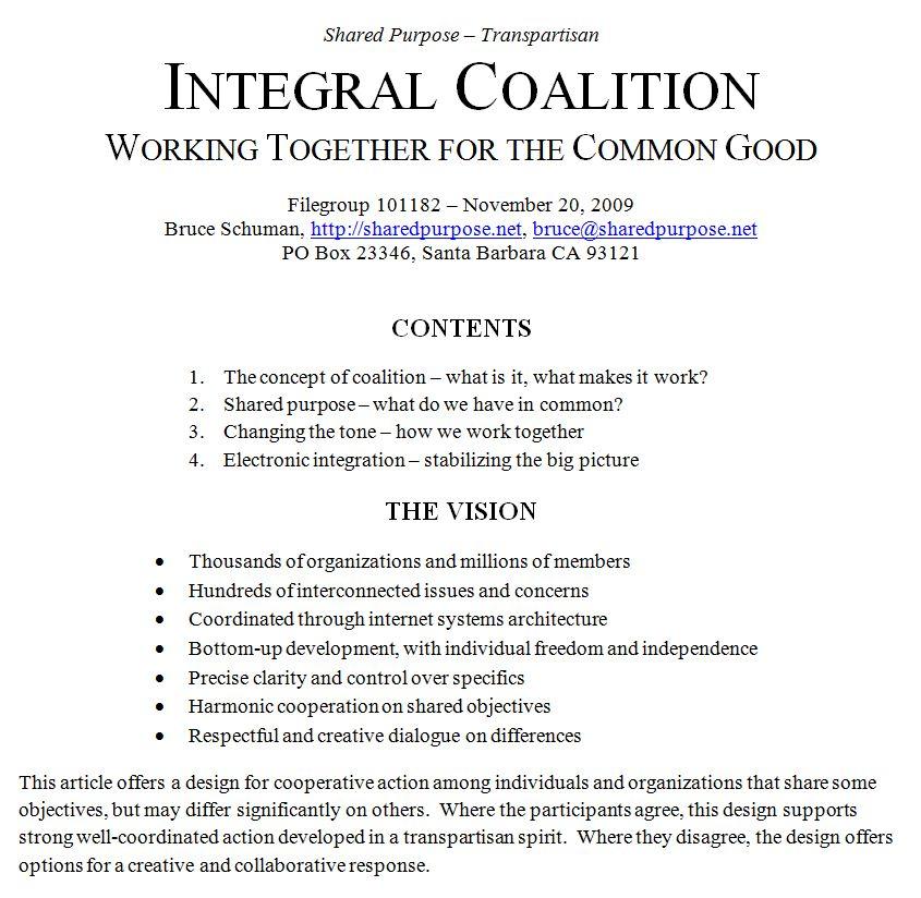 11 - 102197 - Integral Coalition -