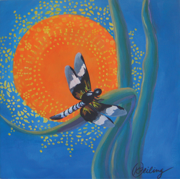 16 - 100977 - Kristyn's Dragonfly-The Messenger, 2007 -