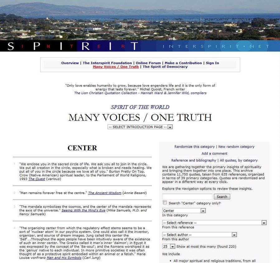 21 - 102446 - Many Voices One Truth - Center -