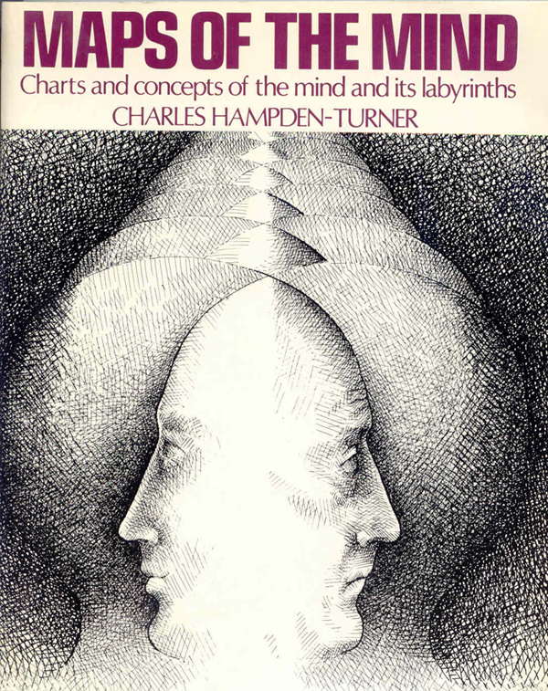 15 - 100998 - Maps of the Mind - Front Cover -