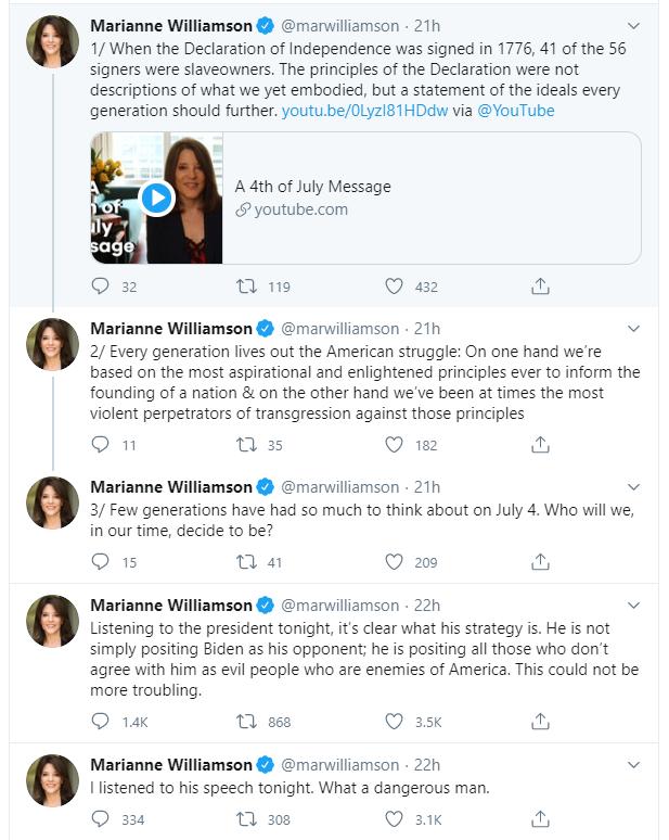 2 - 104545 - Marianne Williamson on July 4, 2020 -
