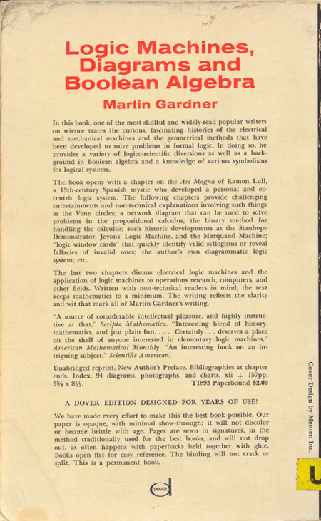 13 - 101035 - Martin Gardner 2 -