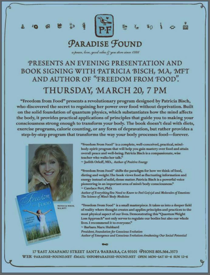 Patricia Bisch - Paradise Found