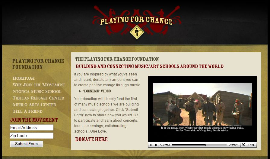 15 - 101964 - Playing for Change 2 -