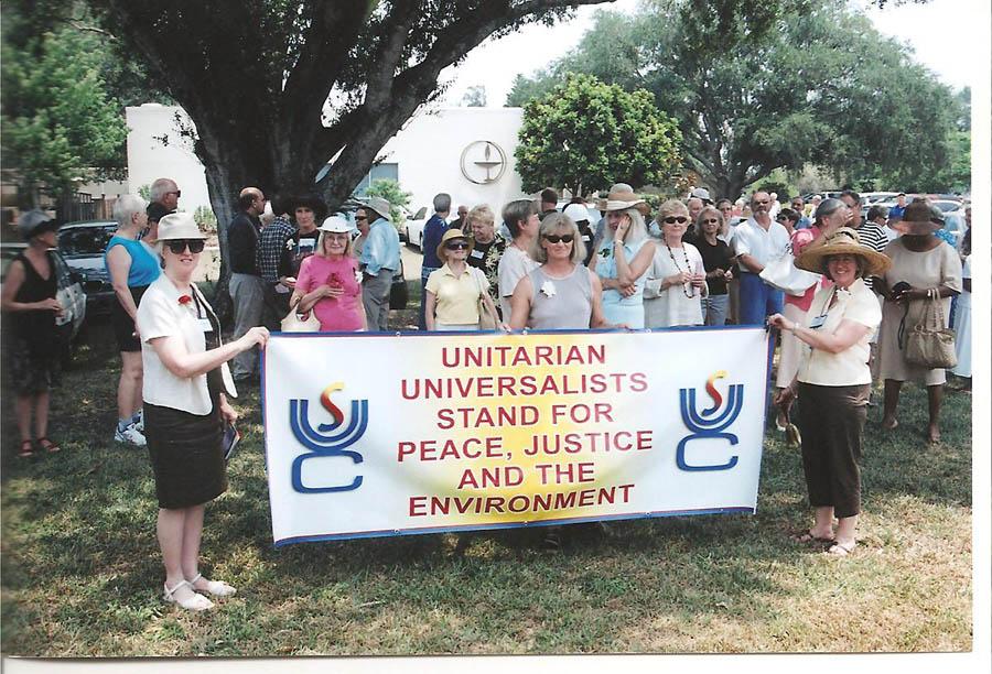 25 - 100695 - Unitarian Universalist Church of Sarasota, FL -