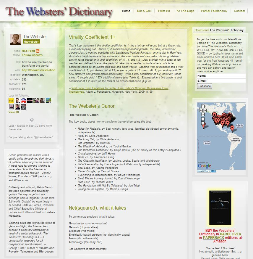 3 - 102287 - The Webster's Dictionary 1 -